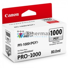 Canon PFI-1000PGY, PFI-1000 PGY, 0553C001
