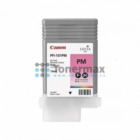 Canon PFI-101PM, 0888B001, originální cartridge pro tiskárny Canon iPF5000, iPF5100, iPF6000S, iPF6100, iPF6200