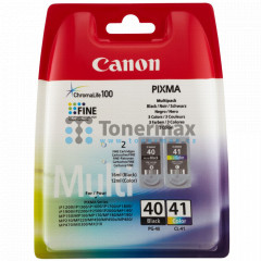 Canon PG-40 + CL-41 Multi-Pack, 0615B043