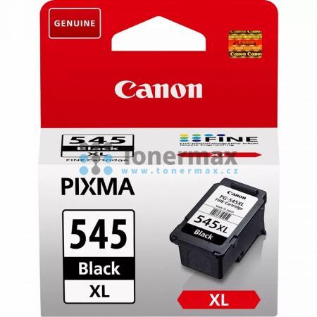 Canon PG-545XL, 8286B001, originální cartridge pro tiskárny Canon PIXMA MG2450, PIXMA MG2455, PIXMA MG2550, PIXMA MG2550S, PIXMA MG2555, PIXMA MG2950, PIXMA MG2950s, PIXMA MG2955, PIXMA MG3050, PIXMA MG3051, PIXMA MG3052, PIXMA MG3053, PIXMA MX495, PIXMA