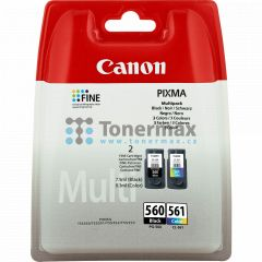 Canon PG-560 + CL-561, Multi-Pack, 3713C006