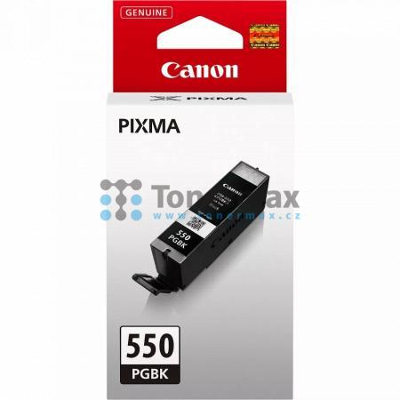 Canon PGI-550 PGBk, PGI-550PGBk, 6496B001, originální cartridge pro tiskárny Canon PIXMA MG5450, PIXMA MG5550, PIXMA MG5650, PIXMA MG5655, PIXMA MG6350, PIXMA MG6450, PIXMA MG6650, PIXMA MG7150, PIXMA MG7550, PIXMA MX725, PIXMA MX925, PIXMA iP7250, PIXMA