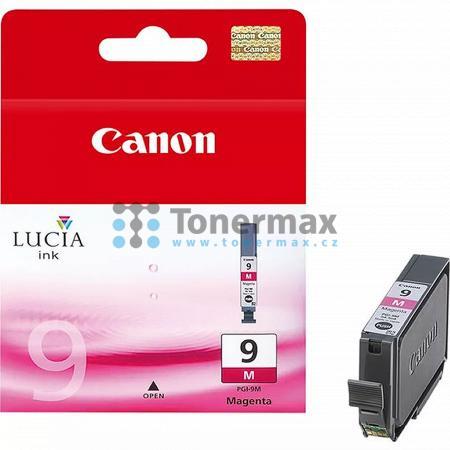 Canon PGI-9M, 1036B001, originální cartridge pro tiskárny Canon PIXMA MX7600, PIXMA Pro9500, PIXMA Pro9500 Mark II, PIXMA iX7000