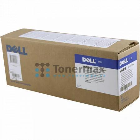 Dell MW558, 593-10237, Use and Return, originální toner pro tiskárny Dell 1720, 1720dn