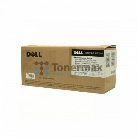 Dell PK492, 593-10337, Use and Return, originální toner pro tiskárny Dell 2330d, 2330dn, 2350d, 2350dn