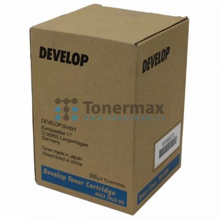 Develop TN310C, TN-310C, 4053 7050 00, poškozený obal, originální toner pro tiskárny Develop QC 2235+, ineo+ 350, ineo+ 450, ineo+ 450P