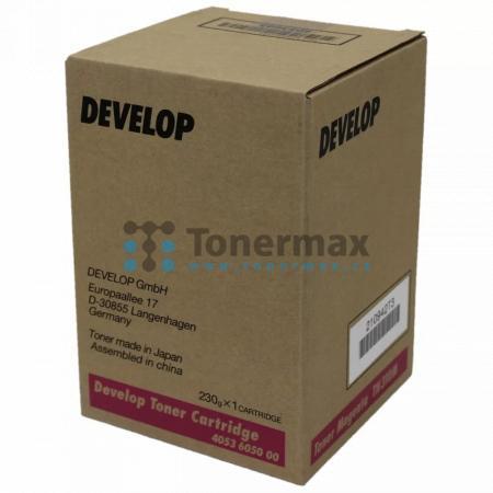 Develop TN310M, TN-310M, 4053 6050 00, poškozený obal, originální toner pro tiskárny Develop QC 2235+, ineo+ 350, ineo+ 450, ineo+ 450P