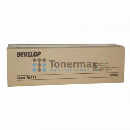 Develop TN311, TN-311, 8938406, originální toner pro tiskárny Develop ineo 350, ineo 362