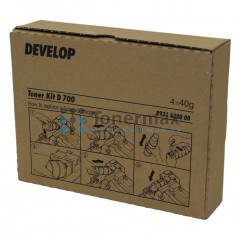 Develop Toner Kit D700, 8931 6220 00