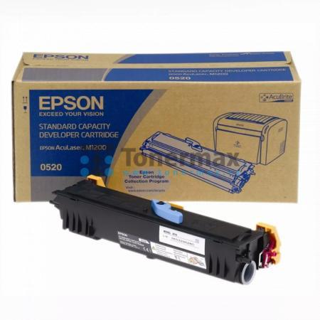 Epson 0520, C13S050520, originální toner pro tiskárny Epson AcuLaser M1200