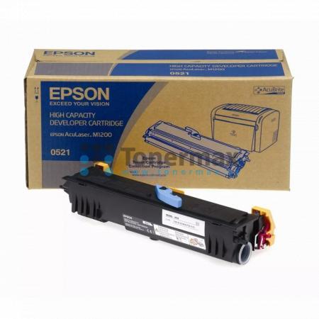 Epson 0521, C13S050521, originální toner pro tiskárny Epson AcuLaser M1200