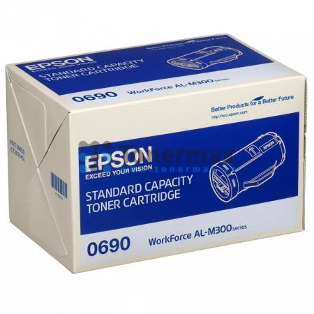 Epson 0690, C13S050690, originální toner pro tiskárny Epson AL-M300, WorkForce AL-M300, AL-M300D, WorkForce AL-M300D, AL-M300DN, WorkForce AL-M300DN, AL-M300DT, WorkForce AL-M300DT, AL-M300DTN, WorkForce AL-M300DTN, AL-MX300, WorkForce AL-MX300, AL-MX300D