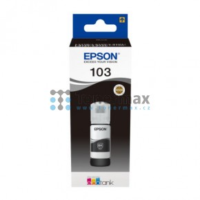 Epson 103, C13T00S14A, ink bottle