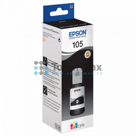 Epson 105, C13T00Q140, ink bottle