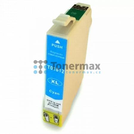 Epson 18XL, C13T18124010, kompatibilní cartridge pro tiskárny Epson XP-30, Expression Home XP-30, XP-102, Expression Home XP-102, XP-202, Expression Home XP-202, XP-205, Expression Home XP-205, XP-212, Expression Home XP-212, XP-215, Expression Home XP-21