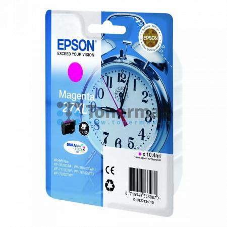 Epson 27XL, C13T27134010, originální cartridge pro tiskárny Epson WF-3620, WF-3640, WF-7110, WF-7610, WF-7620, WorkForce WF-3620, WorkForce WF-3620DWF, WorkForce WF-3640, WorkForce WF-3640DTWF, WorkForce WF-7110, WorkForce WF-7110DTW, WorkForce WF-7610, W