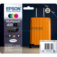 Epson 405XL, C13T05H64010, multipack