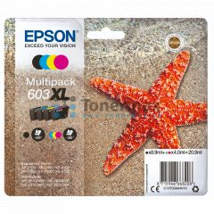 Epson 603XL, C13T03A64010, multipack