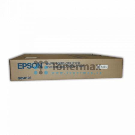 Epson C13S050101, odpadní nádobka, originální pro tiskárny Epson AcuLaser C900, AcuLaser C900N, AcuLaser C1900, AcuLaser C1900D, AcuLaser C1900PS, AcuLaser C1900S, AcuLaser C1900WiFi