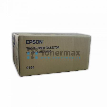 Epson C13S050194, odpadní nádobka, originální pro tiskárny Epson AcuLaser C9100, AcuLaser C9100B, AcuLaser C9100DT, AcuLaser C9100PS