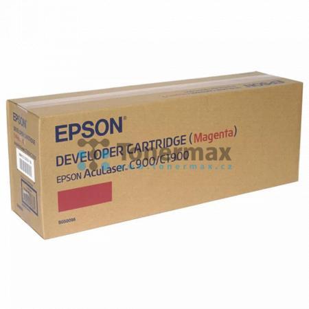 Epson S050098, C13S050098, originální toner pro tiskárny Epson AcuLaser C900, AcuLaser C900N, AcuLaser C1900, AcuLaser C1900D, AcuLaser C1900PS, AcuLaser C1900S, AcuLaser C1900WiFi