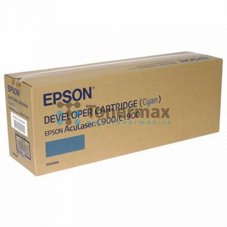 Epson S050099, C13S050099, originální toner pro tiskárny Epson AcuLaser C900, AcuLaser C900N, AcuLaser C1900, AcuLaser C1900D, AcuLaser C1900PS, AcuLaser C1900S, AcuLaser C1900WiFi