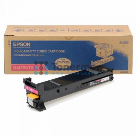 Epson S050491, C13S050491, originální toner pro tiskárny Epson AcuLaser CX28, AcuLaser CX28DN, AcuLaser CX28DNC, AcuLaser CX28DTN, AcuLaser CX28DTNC