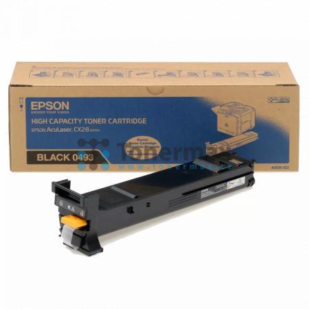 Epson S050493, C13S050493, originální toner pro tiskárny Epson AcuLaser CX28, AcuLaser CX28DN, AcuLaser CX28DNC, AcuLaser CX28DTN, AcuLaser CX28DTNC