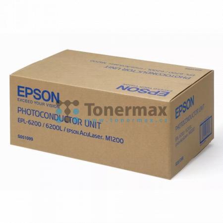 Epson S051099, C13S051099, fotoválec, originální pro tiskárny Epson AcuLaser M1200, EPL-6200, EPL-6200DT, EPL-6200DTN, EPL-6200L, EPL-6200N