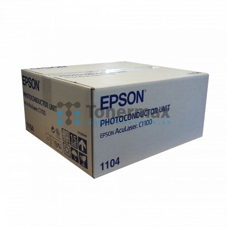 Epson S051104, C13S051104, fotoválec, originální pro tiskárny Epson AcuLaser C1100, AcuLaser C1100N, AcuLaser CX11N, AcuLaser CX11NF, AcuLaser CX11NFC, AcuLaser CX11NFCT, AcuLaser CX11NFT, AcuLaser CX21N, AcuLaser CX21NC, AcuLaser CX21NF, AcuLaser CX21NFC