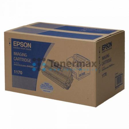 Epson S051170, C13S051170, originální toner pro tiskárny Epson AcuLaser M4000DN, AcuLaser M4000DTN, AcuLaser M4000N, AcuLaser M4000TN