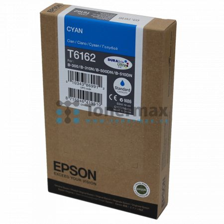 Epson T6162, C13T616200, originální cartridge pro tiskárny Epson B-300, B-310N, B-500DN, B-510DN