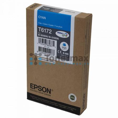 Epson T6172, C13T617200, originální cartridge pro tiskárny Epson B-500DN, B-510DN