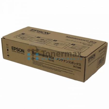 Epson T6193, C13T619300, odpadní nádobka, originální pro tiskárny Epson SureColor F6000, SureColor T3000, SureColor T3000 POS, SureColor T3000 w/o stand, SureColor T3200, SureColor T3200 w/o stand, SureColor T3200-PS, SureColor T5000, SureColor T5000 POS,
