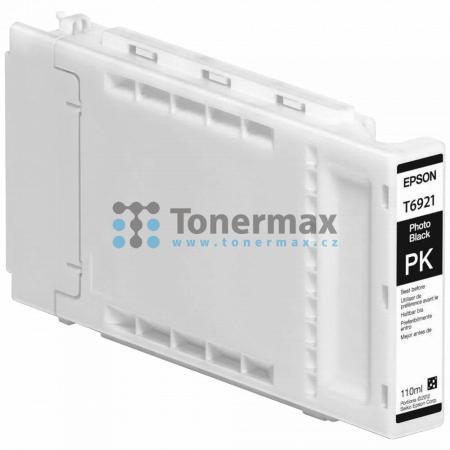 Epson T6921, C13T692100, originální cartridge pro tiskárny Epson SureColor T3000, SureColor T3000 POS, SureColor T3000 w/o stand, SureColor T3200, SureColor T3200 w/o stand, SureColor T3200-PS, SureColor T5000, SureColor T5000 POS, SureColor T5200, SureCo
