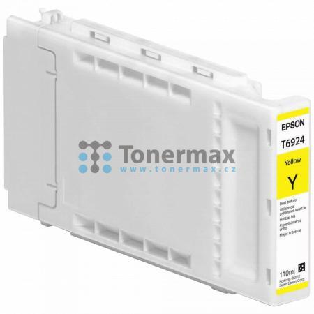 Epson T6924, C13T692400, originální cartridge pro tiskárny Epson SureColor T3000, SureColor T3000 POS, SureColor T3000 w/o stand, SureColor T3200, SureColor T3200 w/o stand, SureColor T3200-PS, SureColor T5000, SureColor T5000 POS, SureColor T5200, SureCo