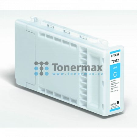 Epson T6932, C13T693200, originální cartridge pro tiskárny Epson SureColor T3000, SureColor T3000 POS, SureColor T3000 w/o stand, SureColor T3200, SureColor T3200 w/o stand, SureColor T3200-PS, SureColor T5000, SureColor T5000 POS, SureColor T5200, SureCo