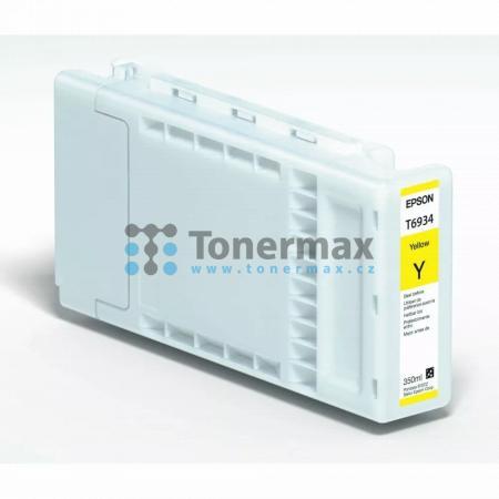 Epson T6934, C13T693400, originální cartridge pro tiskárny Epson SureColor T3000, SureColor T3000 POS, SureColor T3000 w/o stand, SureColor T3200, SureColor T3200 w/o stand, SureColor T3200-PS, SureColor T5000, SureColor T5000 POS, SureColor T5200, SureCo