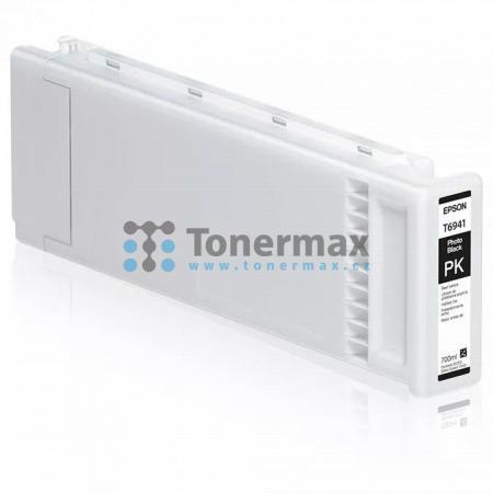 Epson T6941, C13T694100, originální cartridge pro tiskárny Epson SureColor T3000, SureColor T3000 POS, SureColor T3000 w/o stand, SureColor T3200, SureColor T3200 w/o stand, SureColor T3200-PS, SureColor T5000, SureColor T5000 POS, SureColor T5200, SureCo