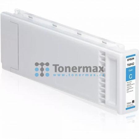 Epson T6942, C13T694200, originální cartridge pro tiskárny Epson SureColor T3000, SureColor T3000 POS, SureColor T3000 w/o stand, SureColor T3200, SureColor T3200 w/o stand, SureColor T3200-PS, SureColor T5000, SureColor T5000 POS, SureColor T5200, SureCo