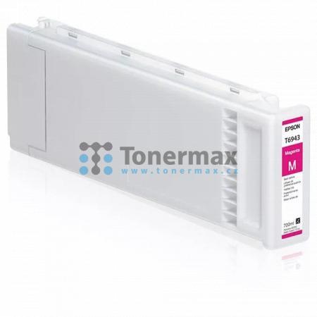 Epson T6943, C13T694300, originální cartridge pro tiskárny Epson SureColor T3000, SureColor T3000 POS, SureColor T3000 w/o stand, SureColor T3200, SureColor T3200 w/o stand, SureColor T3200-PS, SureColor T5000, SureColor T5000 POS, SureColor T5200, SureCo