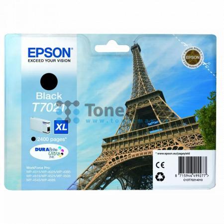 Epson T7021, C13T70214010, originální cartridge pro tiskárny Epson WP-4015, WorkForce Pro WP-4015, WP-4015DN, WorkForce Pro WP-4015DN, WP-4025, WorkForce Pro WP-4025, WP-4025DW, WorkForce Pro WP-4025DW, WP-4095, WorkForce Pro WP-4095, WP-4095DN, WorkForce