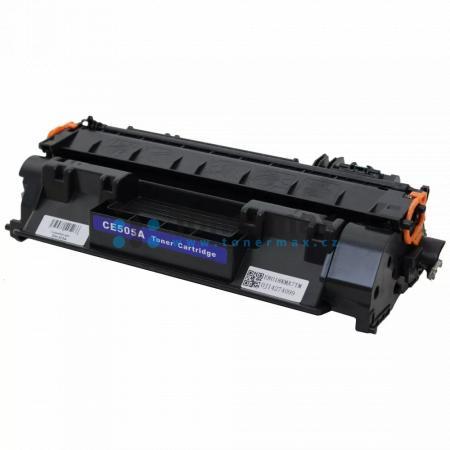 HP 05A, HP CE505A, kompatibilní toner pro tiskárny HP LaserJet P2035, LaserJet P2035n, LaserJet P2055, LaserJet P2055d, LaserJet P2055dn, LaserJet P2055x