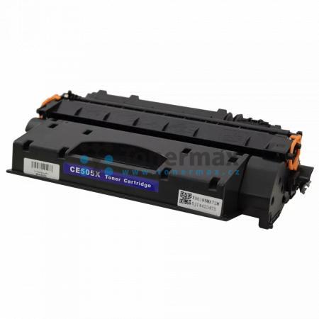 HP 05X, HP CE505X, kompatibilní toner pro tiskárny HP LaserJet P2055, LaserJet P2055d, LaserJet P2055dn, LaserJet P2055x