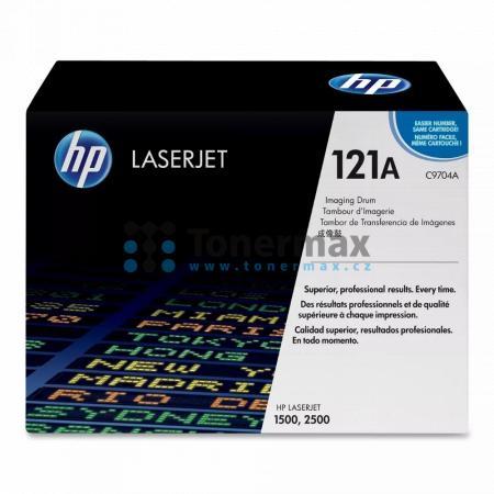 HP 121A, HP C9704A, tiskový válec originální pro tiskárny HP Color LaserJet 1500, Color LaserJet 1500L, Color LaserJet 1500Lxi, Color LaserJet 2500, Color LaserJet 2500L, Color LaserJet 2500Lse, Color LaserJet 2500n, Color LaserJet 2500tn