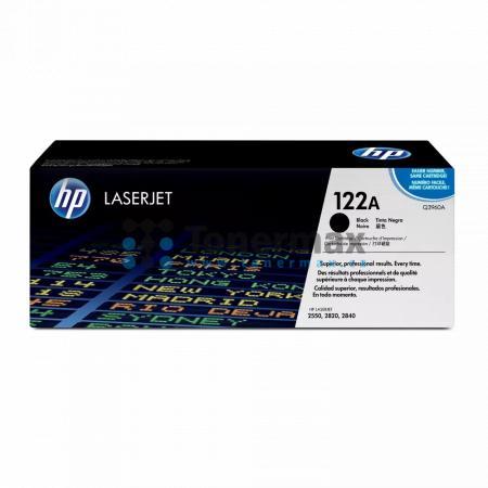 HP 122A, HP Q3960A, originální toner pro tiskárny HP Color LaserJet 2550, Color LaserJet 2550L, Color LaserJet 2550Ln, Color LaserJet 2550n, Color LaserJet 2820, Color LaserJet 2830, Color LaserJet 2840
