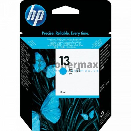 HP 13, HP C4815A, originální cartridge pro tiskárny HP Business Inkjet 1000, Business Inkjet 1100, Business Inkjet 1100d, Business Inkjet 1100dtn, Business Inkjet 1200, Business Inkjet 1200d, Business Inkjet 1200dn, Business Inkjet 1200dtn, Business Inkje
