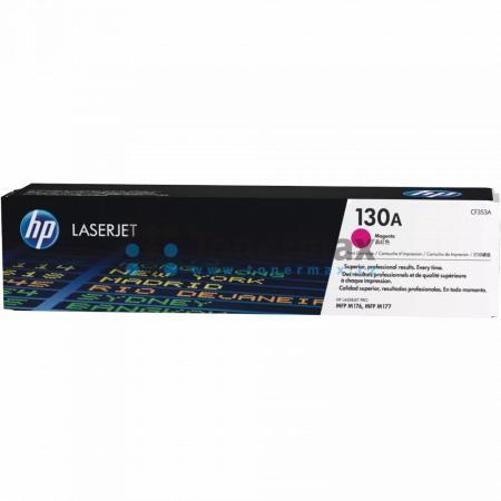 HP 130A, HP CF353A, originální toner pro tiskárny HP Color LaserJet Pro MFP M176n, Color LaserJet Pro MFP M177fw, Color LaserJet Pro M177fw