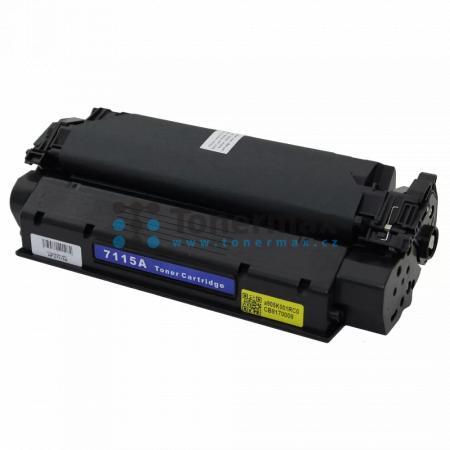 HP 15A, HP C7115A, kompatibilní toner pro tiskárny HP LaserJet 1000, LaserJet 1000w, LaserJet 1005, LaserJet 1200, LaserJet 1200n, LaserJet 1200se, LaserJet 1220, LaserJet 1220se, LaserJet 3300, LaserJet 3310, LaserJet 3320, LaserJet 3320n, LaserJet 3330,