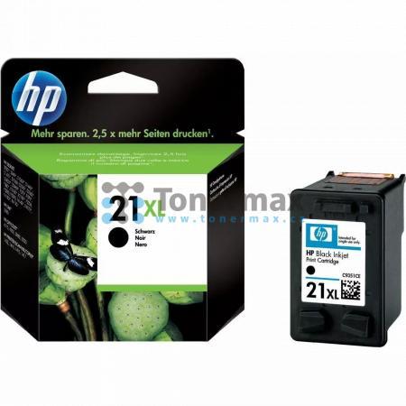 HP 21XL, HP C9351CE, originální cartridge pro tiskárny HP 3180 fax, Deskjet 3910, Deskjet 3918, Deskjet 3920, Deskjet 3930, Deskjet 3930v, Deskjet 3938, Deskjet 3940, Deskjet 3940v, Deskjet D1311, Deskjet D1320, Deskjet D1330, Deskjet D1341, Deskjet D1360